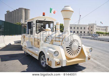 Tourist Fun Train.