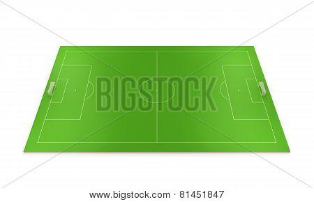 Layout Football Field