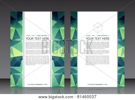 Business Flyer Template | EPS10 Vector Design