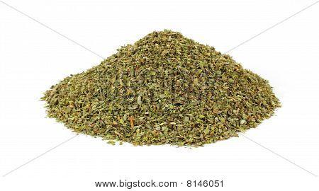 Marjoram spice