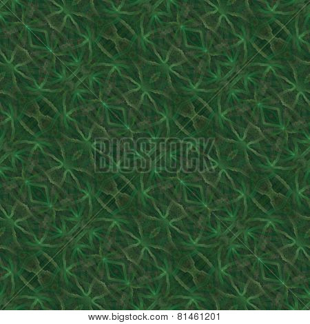 Abstract Virus Bacteria Seamless Background Texture