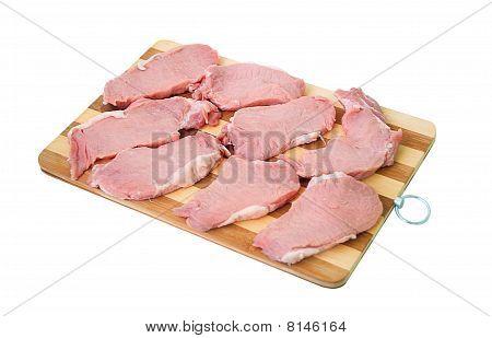 Slices Of Tenderloin