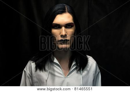 Image of man's make up