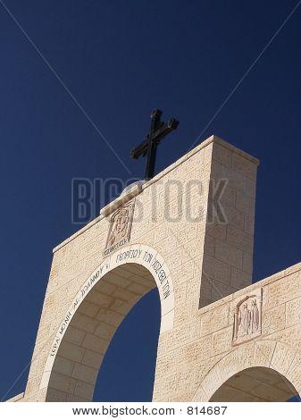 Ortodox monastery near Iericho, Israel