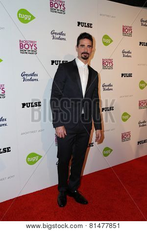 LOS ANGELES - JAN 29:  Kevin Richardson at the