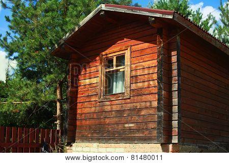 Wooden House, Gardening