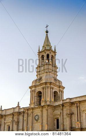 Arequipa, Peru - Cathedral