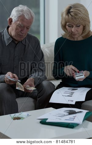 Checking The Bills