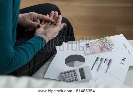 Penniless Woman