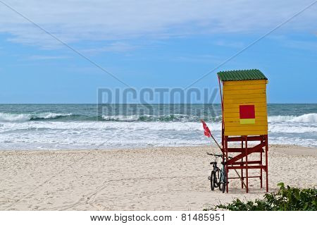 Beach Lifeguard