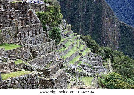 Ruins of Macchu Picchu