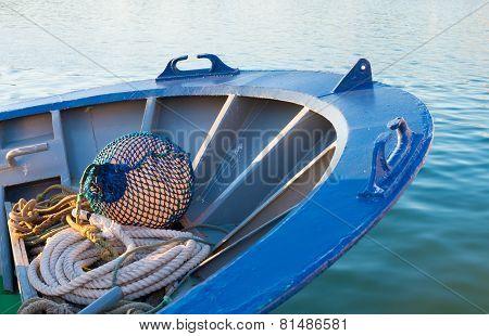 Fishing Boat Prow