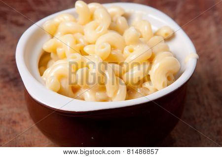 Macaroni Noodles And Cheese