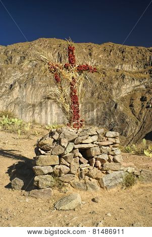 Cross In Peru