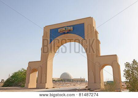 Dubailand Universal Studios