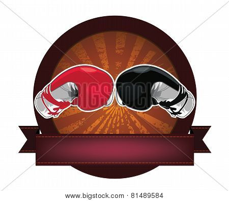 Boxing Gloves banner