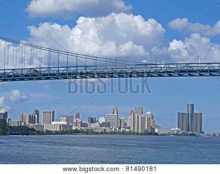 River View Of Detroit