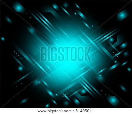 Abstract dark blue background texture