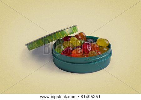 Candies In A Box