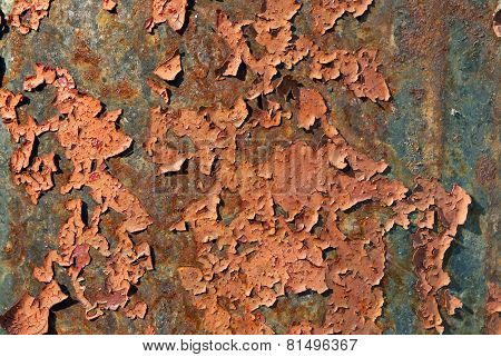 Metal Corroded Texture.