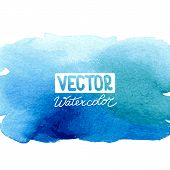 image of ombre  - Abstract watercolor background for your design - JPG