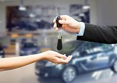 picture of key  - auto business - JPG