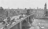 London Bridge In About 1905