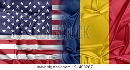 USA and Chad