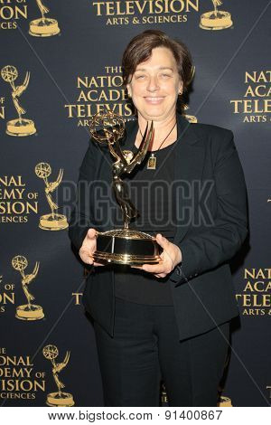 LOS ANGELES - APR 24: Marisa Davis at The 42nd Daytime Creative Arts Emmy Awards Gala at the Universal Hilton Hotel on April 24, 2015 in Los Angeles, California