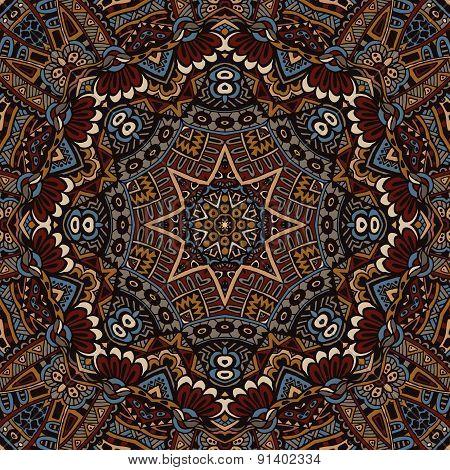 ethnic seamless pattern ornamental design