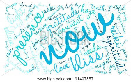 Now Word Cloud