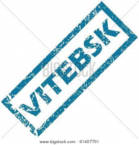 Vitebsk rubber stamp