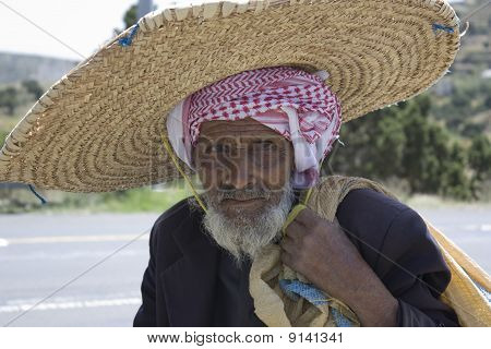 Old man in Abha