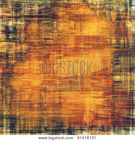 Vintage texture. With different color patterns: yellow (beige); brown; gray; black