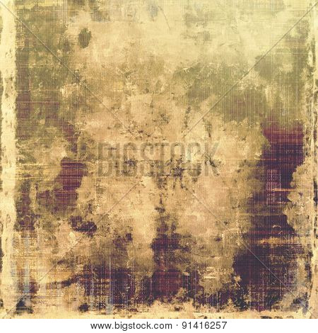 Grunge texture, may be used as background. With different color patterns: yellow (beige); brown; gray; purple (violet)