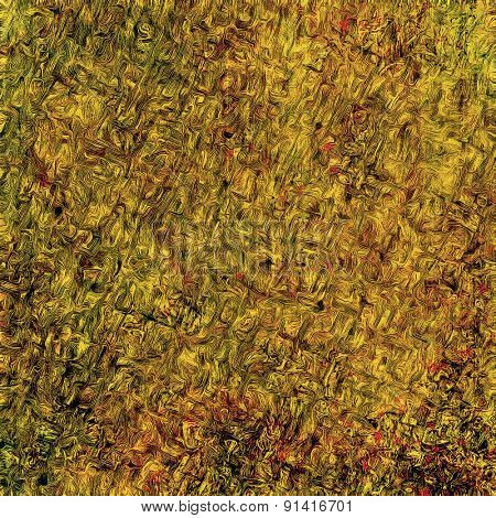 Grunge colorful background. With different color patterns: yellow (beige); brown; gray; red (orange)