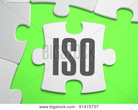 ISO - Jigsaw Puzzle with Missing Pieces.