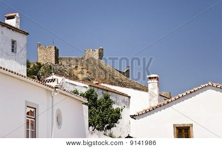 Medieval Castle of Marvao, Portugal