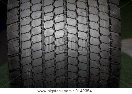 Large Tyre