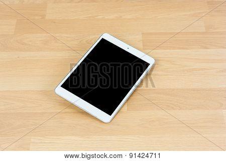 White Digital Tablet