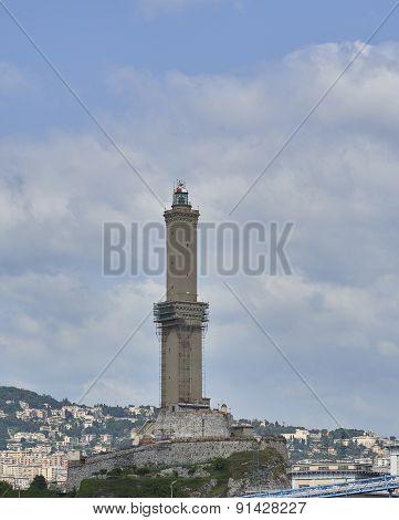 The Lanterna A Lighthouse