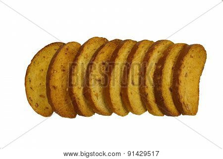 Rusks With Nuts