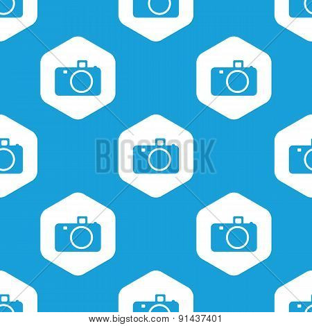 Camera hexagon pattern
