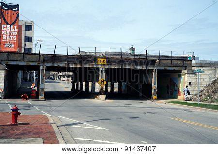Clinton Street Underpass