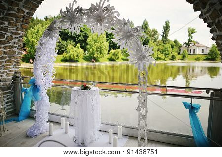 Wedding Ceremony & Wedding Decorations.wedding Archway