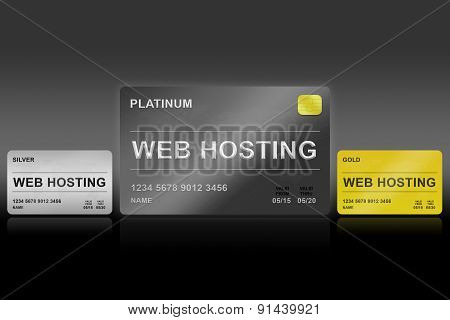 Web Hosting Platinum Card