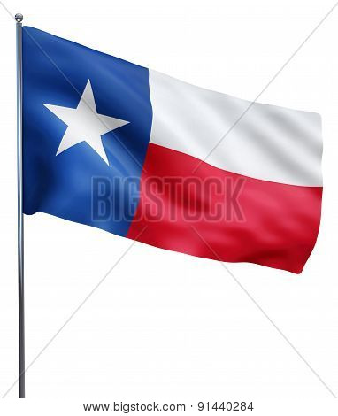 Texas Flag Stock Image