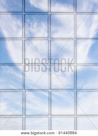 Sky Tile Block