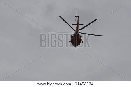 Helicopter Rescue Service.