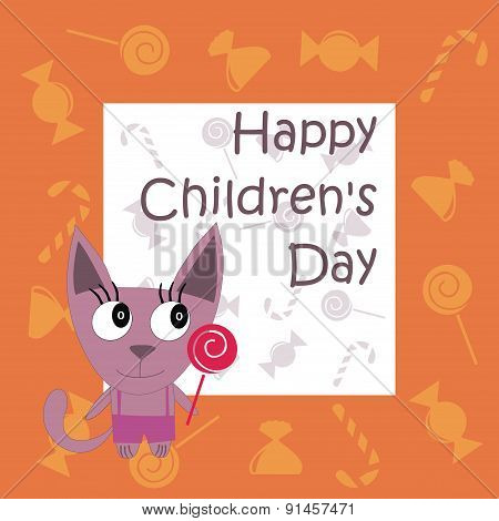 Children's Day, the National Children's Day